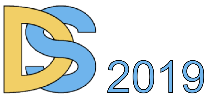 DS2019: 22nd International Conference on Discovery Science