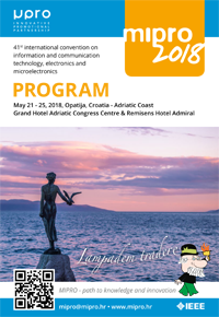Program brochure MIPRO 2018